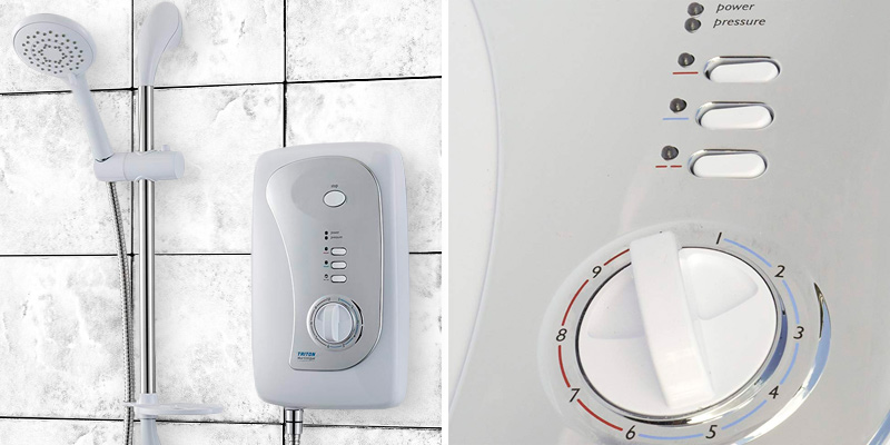 Review of Triton (MOMT014G) Electric Shower