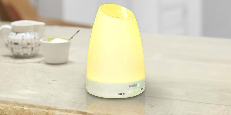 Review of Amir Aromatherapy Essential Oil Diffuser