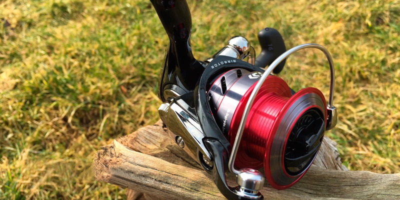 Review of Daiwa Ninja 4000A Fishing Reel