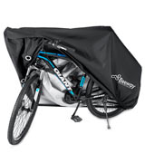 BEEWAY Waterproof Anti Dust Bike Cover for 2 Bikes