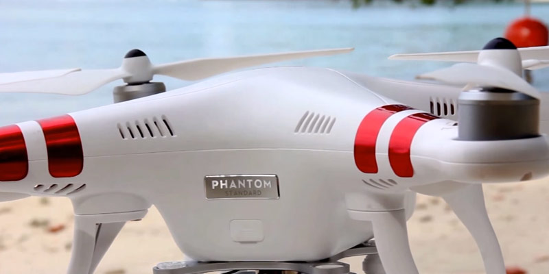 Review of DJI Phantom 3 Standard Drone