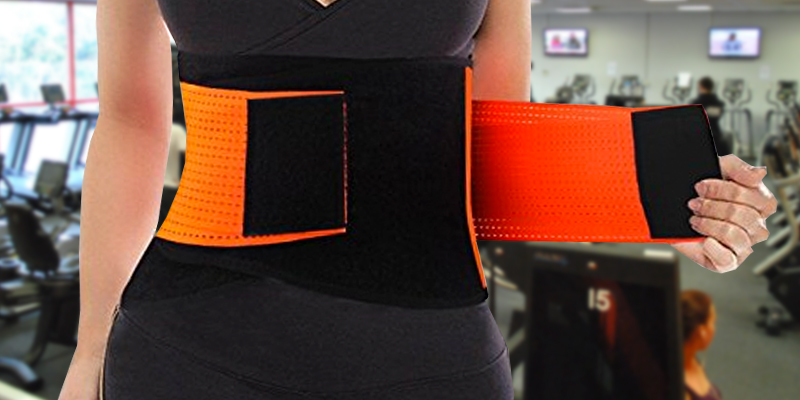 Review of Fitglam Waist Trainer Corset