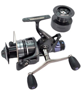 Hirisi Tackle HB4000 Carp Fishing Reel Spinning Free Runner with Free Extra Spool
