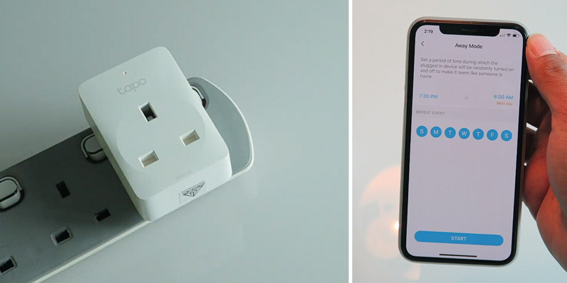 Review of TP-LINK (P100) Smart Plug Wi-Fi Outlet (Works with Amazon Alexa and Google Home)