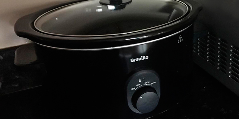 Review of Breville VTP105 4.5 Litre
