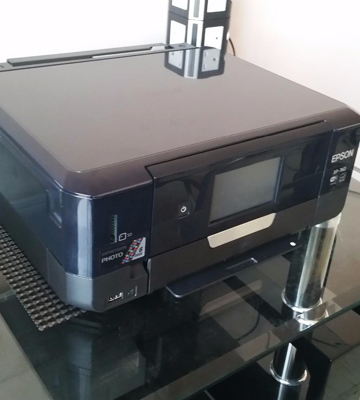 Review of Epson XP-760
