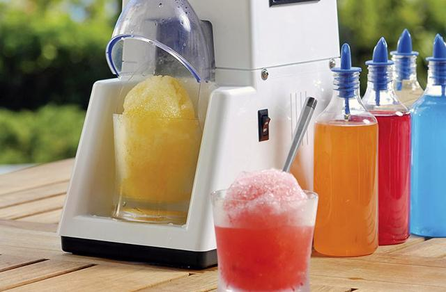 Best Shaved Ice Machines to Make Delicious Cold Treats