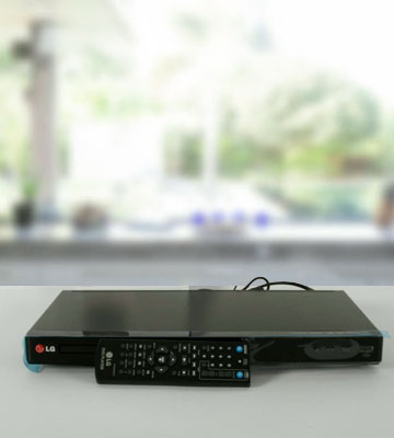 Review of LG DP542H HDMI/MULTIREGION DVD Player 1080p HD Upscaling