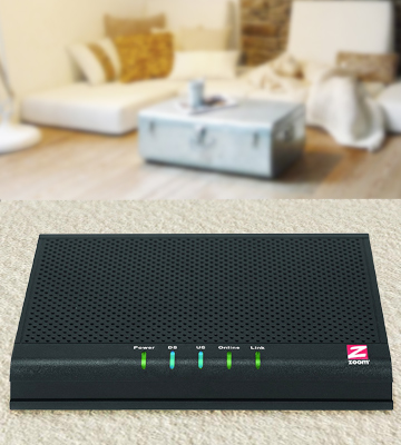 Review of Zoom DOCSIS 3.0 Cable Modem