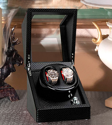 Review of JQueen W07 Automatic Watch Winder