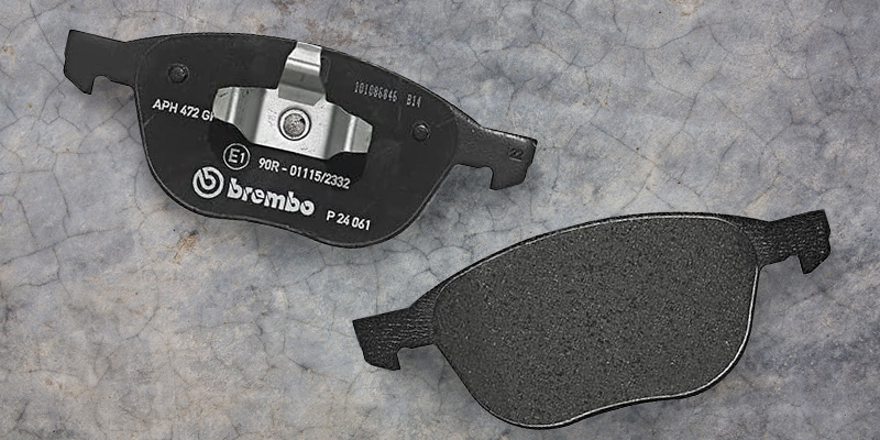 Review of Brembo P24061 (Set of 4) Front Disc Brake Pad