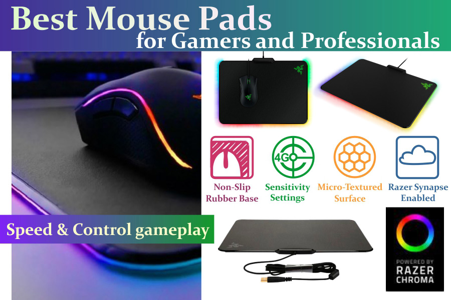 Comparison of Mouse Mats