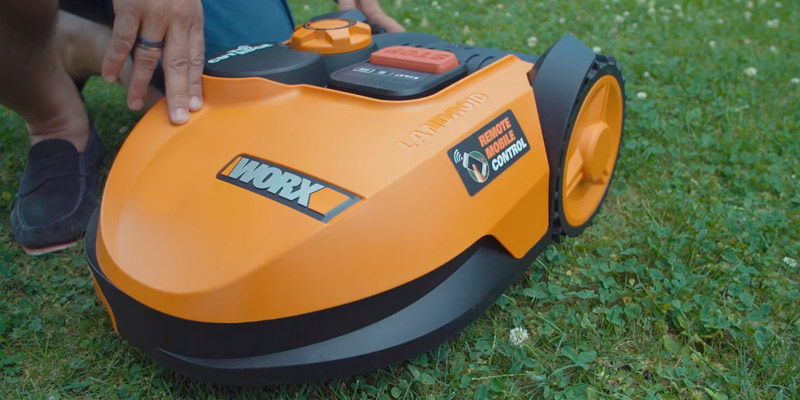 Review of WORX WR090S S300 Landroid Robotic Mower