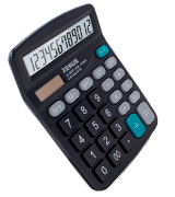 RENUS (BJSQ01) Standard Function Desktop Calculator