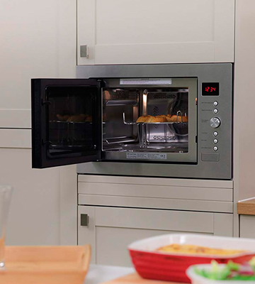 Review of Russell Hobbs RHBM3201 Built In Digital Combination Microwave 32L