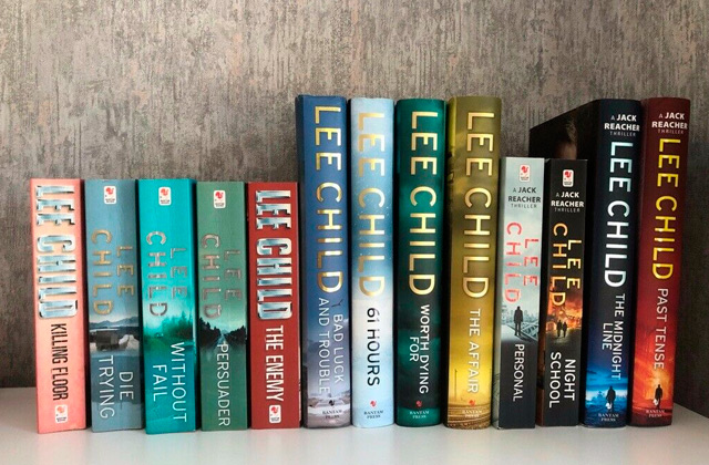 Best Jack Reacher Books
