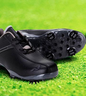 Review of Woodworm TFG Waterproof Golf Shoes