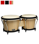 Stagg BW-70-N Bongos, 7 icnh and 6 inch