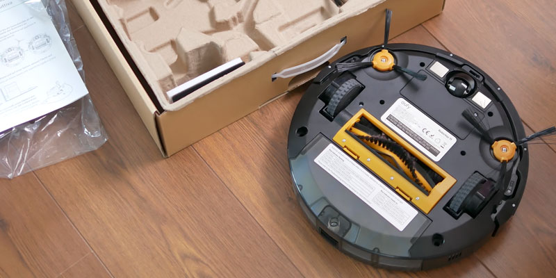 Detailed review of Eufy AK-T2102311 Robotic Vacuum Cleaner