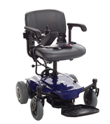 Betterlife at Lloydspharmacy Capricorn Electric Travel Wheelchair