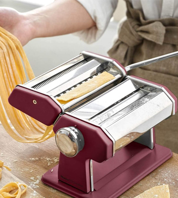 Review of Springlane Kitchen Nonna Manual Noodle Machine