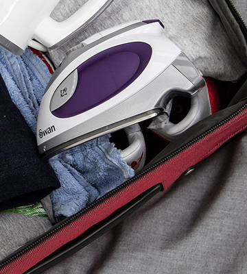 Review of Swan SI3070N Travel Iron with Pouch