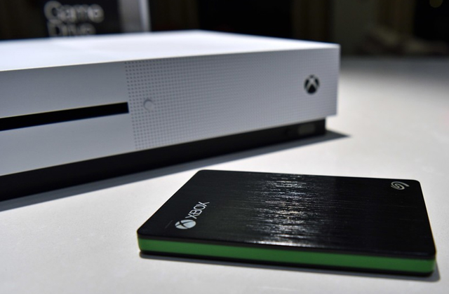 Comparison of Xbox One External Hard Drives