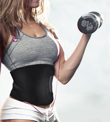 Review of OMorc WT-0906-1 Workout Waist Trainer