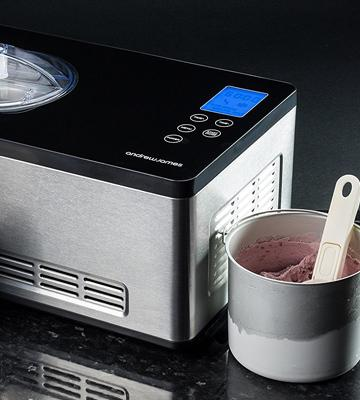 Review of Andrew James Ice Cream Maker, 2.0 Litre