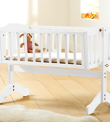 Review of Saplings Bethany Swinging Baby Crib