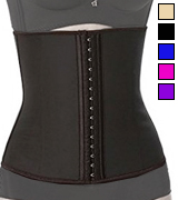 Angool Training Corset Latex Waist Trainer