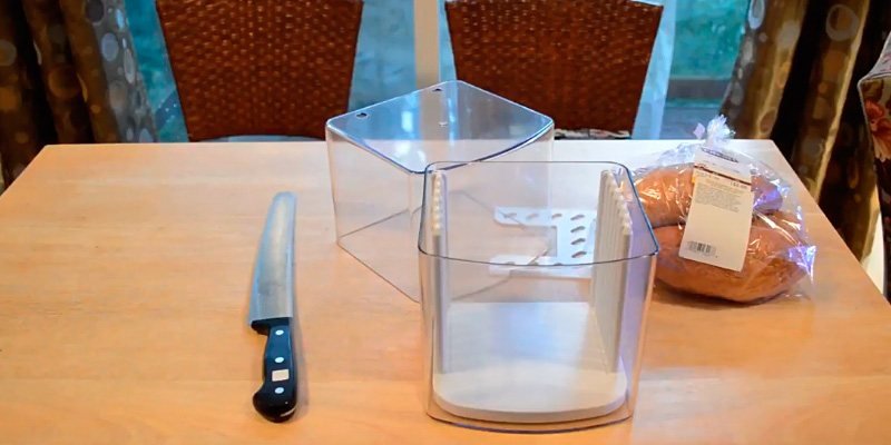 Review of KitchenCraft KCBREADKEEPER