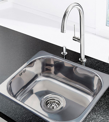 Review of Grand Taps A11 MR Small Steel Kitchen Sink