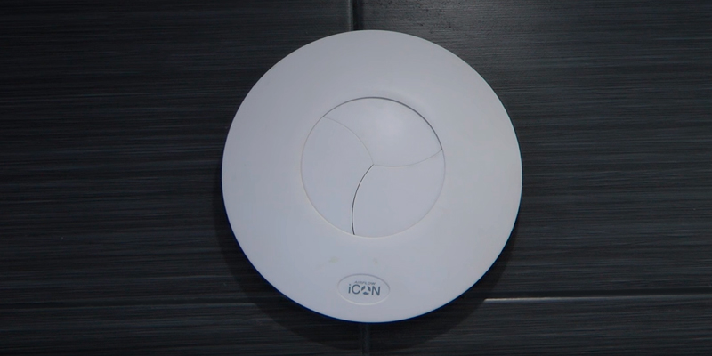 Review of Airflow iCON ECO 15 Extractor Fan Outlet