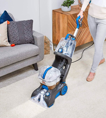 Review of Vax CWGRV021 Carpet Washer