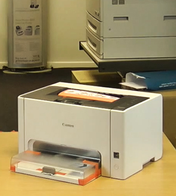 Review of Canon LBP7010C i-Sensys Colour Laser Printer