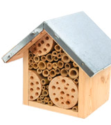 Plant Theatre PTDE/BEE/HOTEL Bee Hotel with Metal Roof