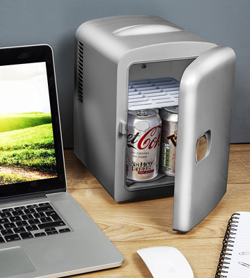 Review of Signature S30007 4 Litre Mini Fridge