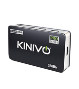 Kinivo (550BN) 4K@60Hz Premium 5-Port HDMI Switch with Remote Control