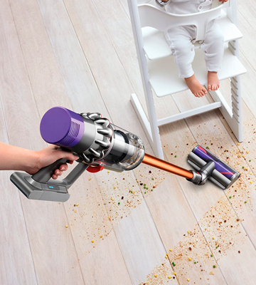 Review of Dyson Cyclone V10 Absolute Vacuum Cleaner