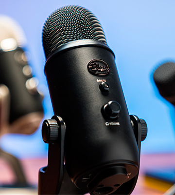 Review of Blue Yeti USB Condenser Microphone