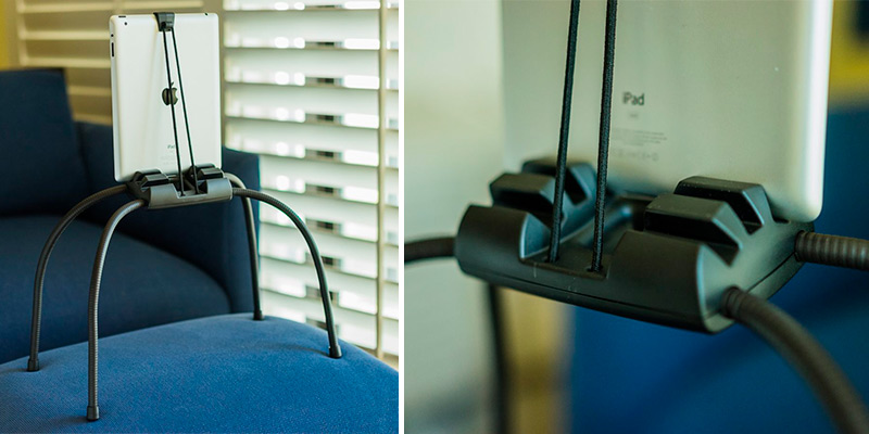Review of Tablift Tablet Stand for the Bed