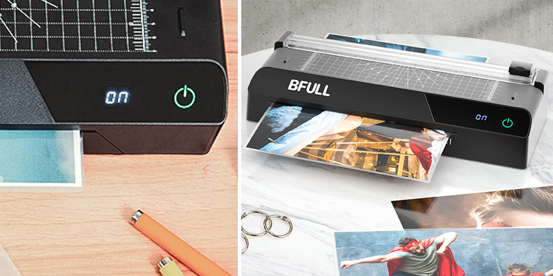 Review of BFULL (BLM-66) A3 6-in-1 Multifunction Laminator with Touch Screen