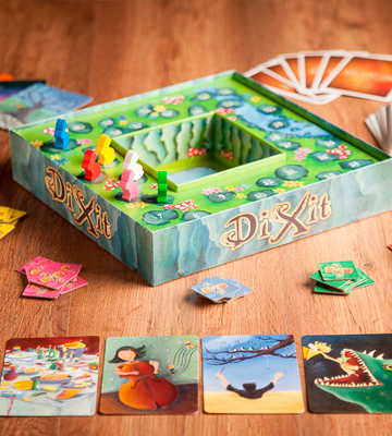 Review of Libellud Dixit Board Game