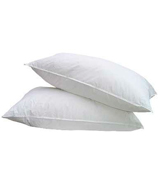 Linens Limited Hypoallergenic White Duck Feather Pillows