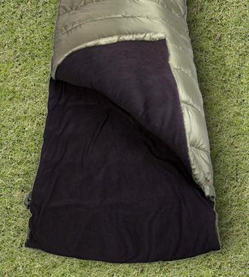 Review of Mountain Warehouse Sleeping Bag