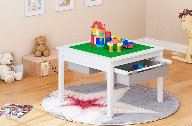 Best LEGO Tables