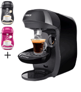 Bosch TAS1002GB Happy Coffee Machine
