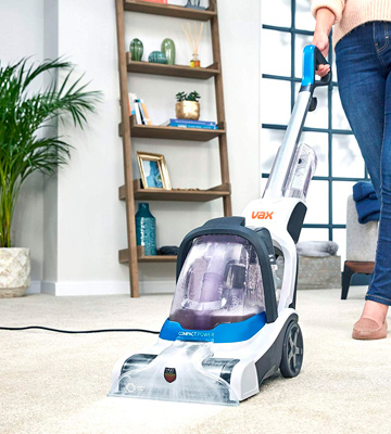 Review of Vax Compact Power Carpet Cleaner
