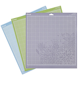 Cricut 2002217 Variety 12x12 Cutting Mat (3 Pack)